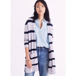 Madewell • Kent Cardigan in Stripe